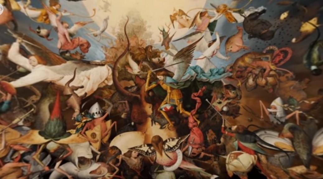 Google utiliza realidad virtual para ofrecer video de 360 grados de pinturas de Bruegel