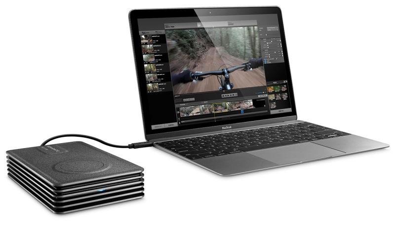 Seagate lanza el primer disco de 8 Terabytes alimentado por USB