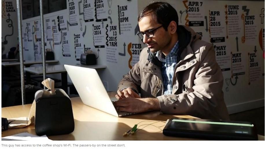 Una nueva investigación del MIT abre la puerta a redes Wi-Fi sin contraseñas