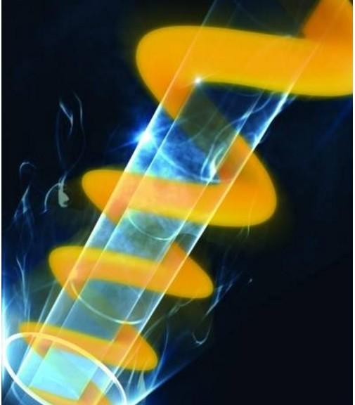 Nuevo sistema para generar rayos láser helicoidales