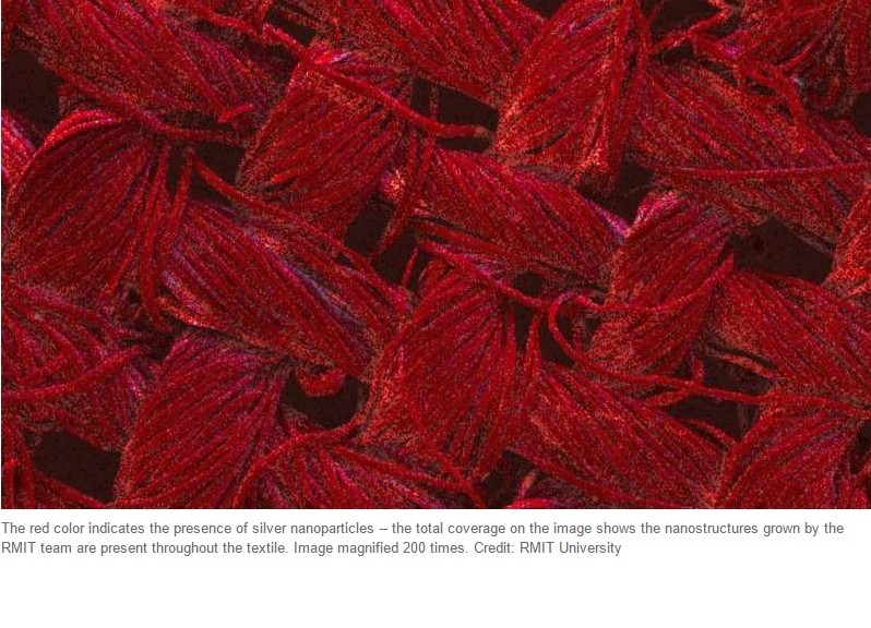 La ropa que se lava sola, más cerca gracias a las nanoestructuras