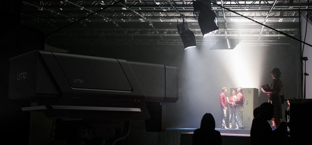 Nueva cámara para cine de Lytro podría significar el final de la pantalla verde