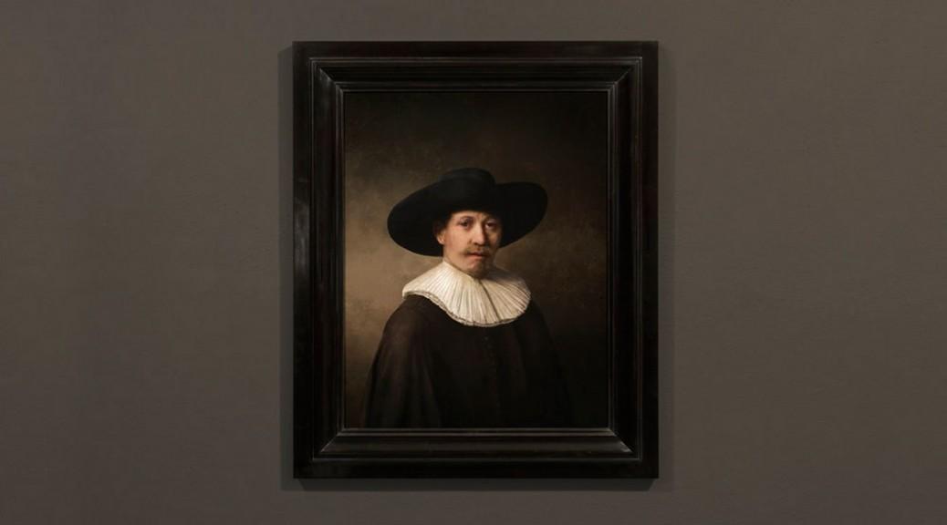 ¿Puede Rembrandt pintar un cuadro después de 347 años de fallecido?