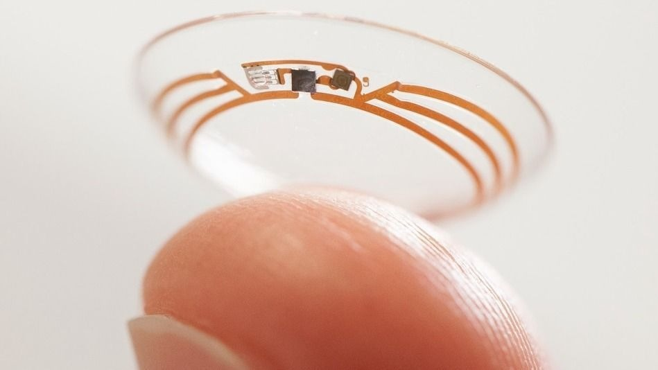 Samsung patenta lentes de contacto inteligentes con una cámara incorporada
