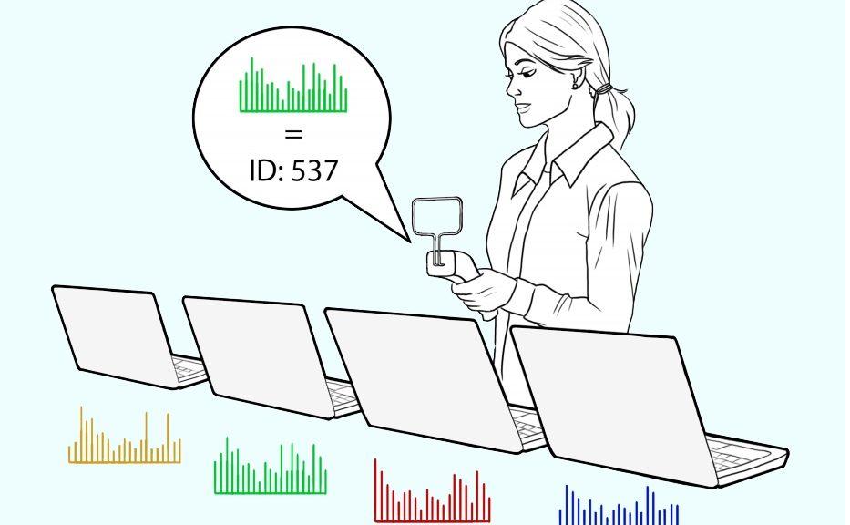 Nuevo escáner identifica gadgets solo por el ruido que emiten