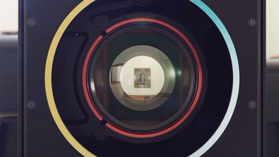 Nueva cámara de gigapixel de Google captura cada trazo de pintura en famosas obras de arte