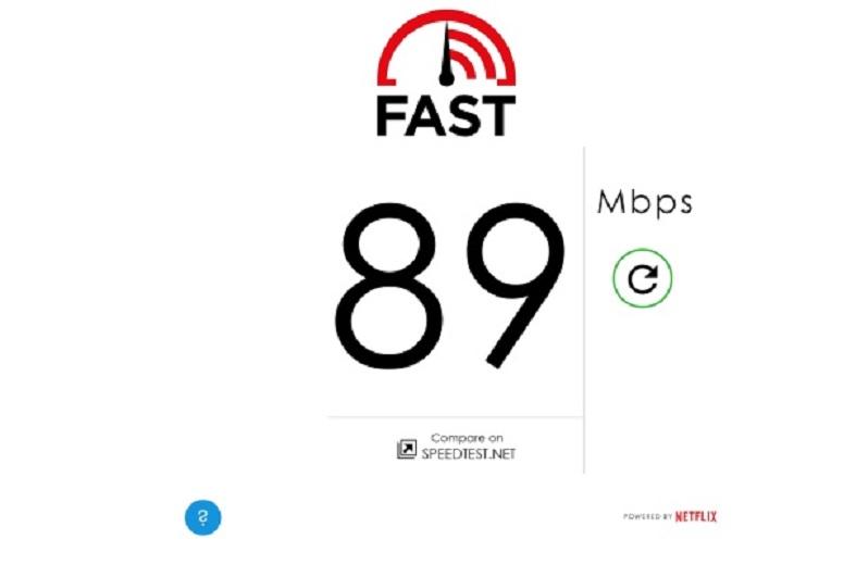Netflix lanza Fast.com, un test de velocidad extremadamente sencillo