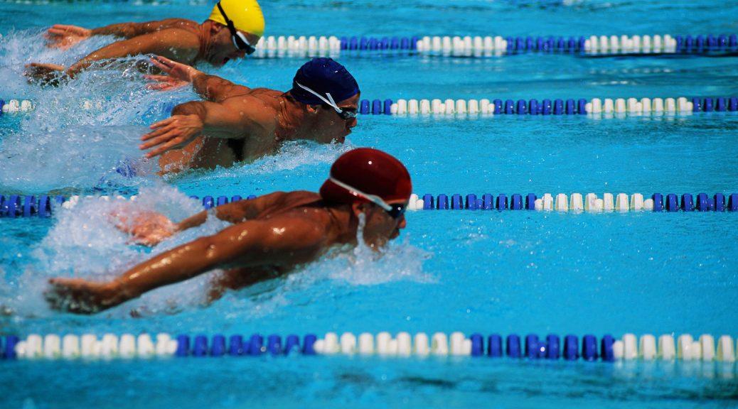 Microsoft quiere que nade en contra de nadadores virtuales