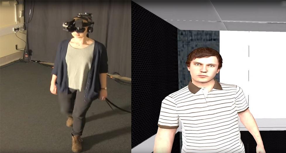 La realidad virtual ayuda a los pacientes con paranoia a enfrentar sus miedos