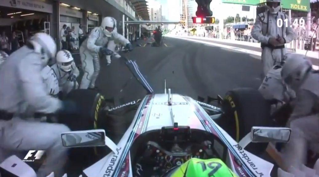 1,92 segundos para cambiar cuatro neumáticos, nuevo récord en la Fórmula 1