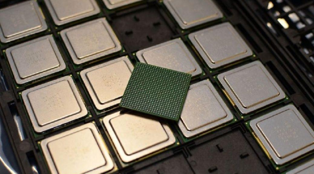 Fabrican el primer chip con 1.000 procesadores