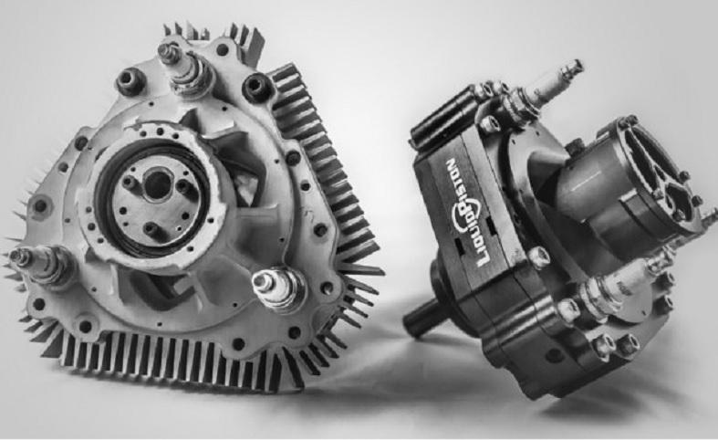 Conozca un motor que no necesita líquido ni pistones para funcionar