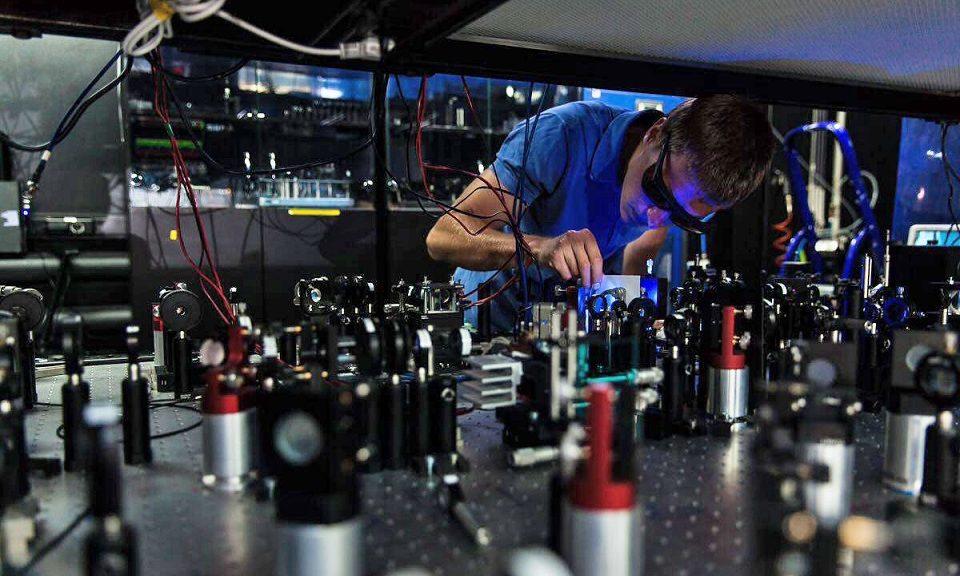 Los físicos crean una 'regla cuántica' para medir el universo
