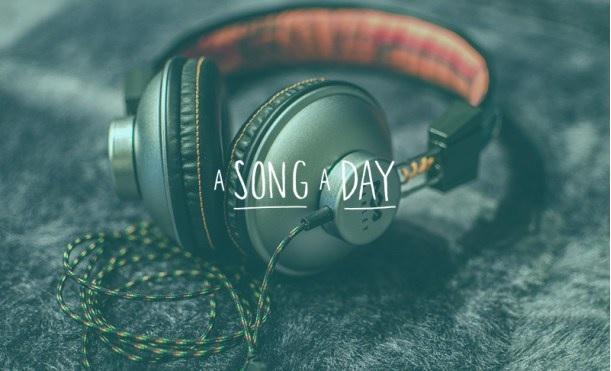 Una canción al día para quien no tiene tiempo de descubrir música nueva