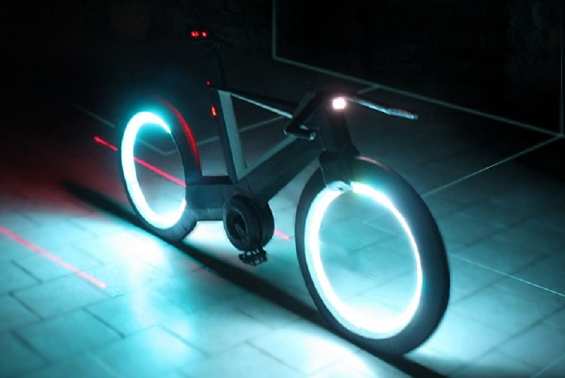 Cyclotron la bicicleta del futuro