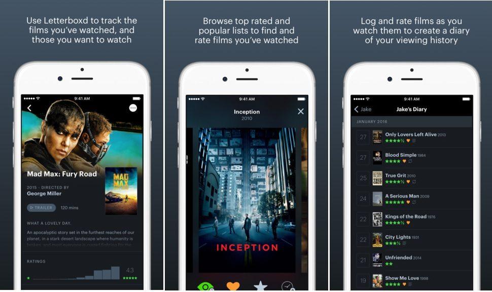 La red social para los amantes del cine, gratis para iPhone, iPad, iPod