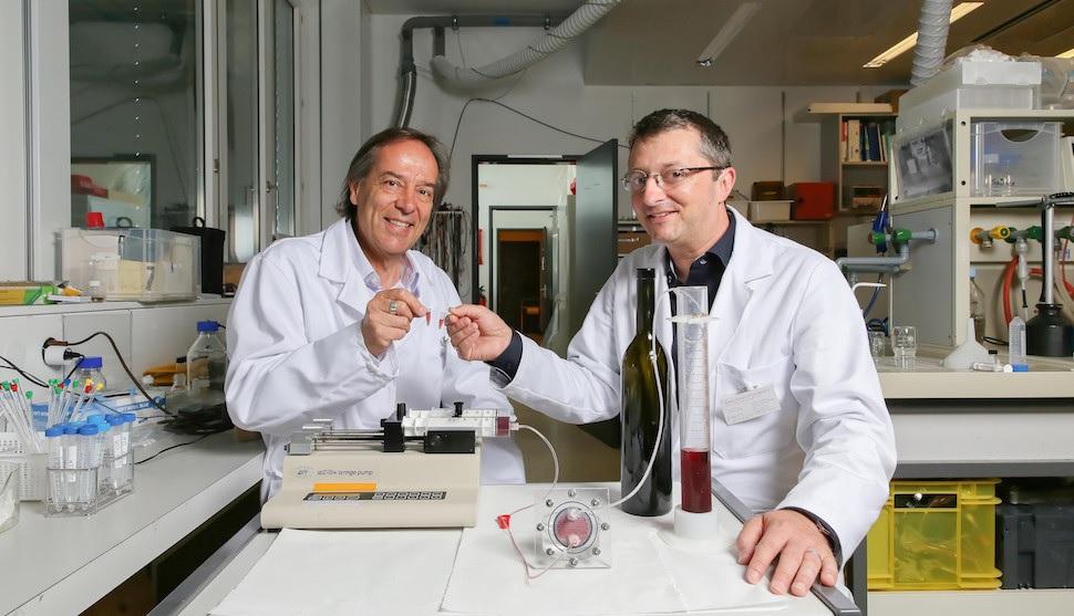 Un nuevo dispositivo es capaz de producir un suministro constante de vino