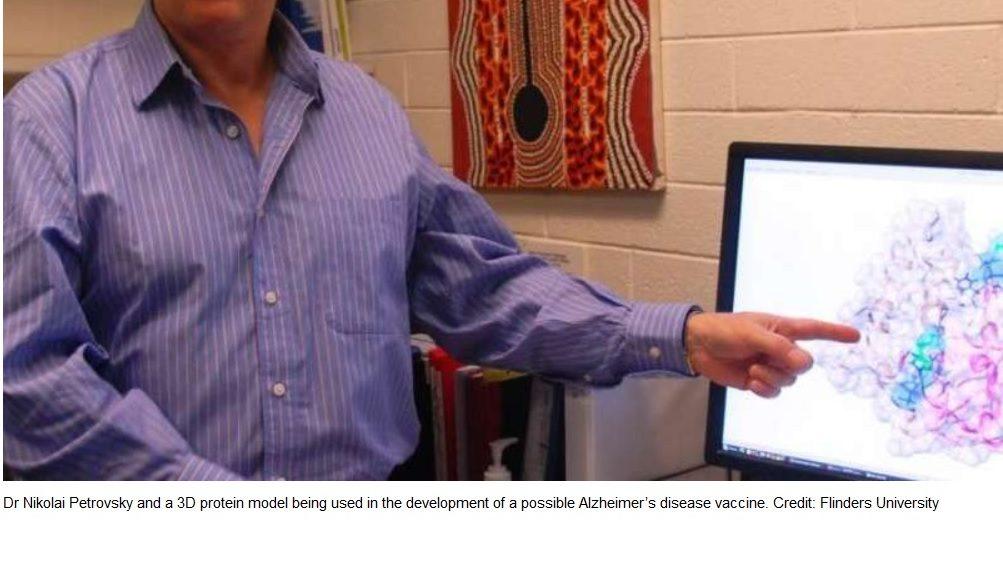 La vacuna contra el alzhéimer podría estar lista en 3 años