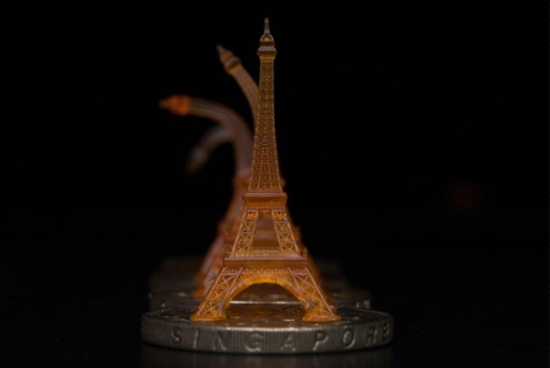 material impreso 3D que cambia de forma foto 2
