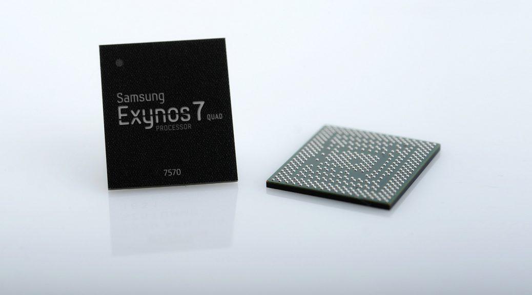 Samsung lanza el primer chip Exynos con todas sus radios de comunicación incorporadas