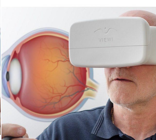 Los smartphones pronto podrían servir como dispositivos de prueba de glaucoma