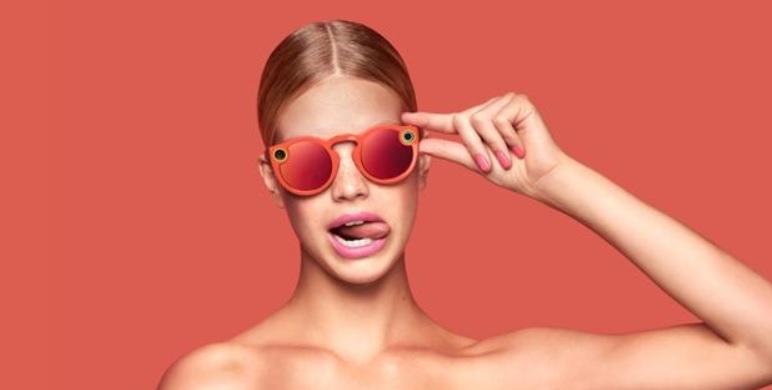 Snapchat lanza sus propias gafas para grabar videos