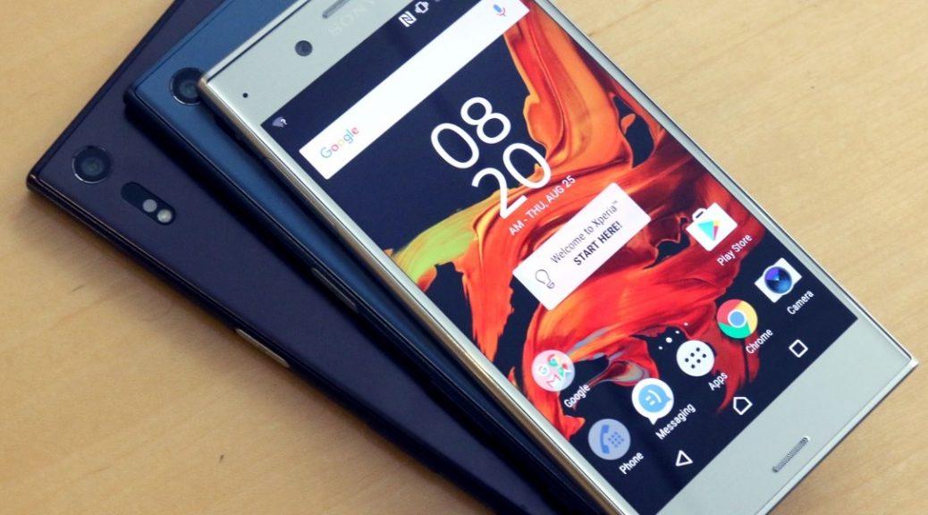 Sony ha presentado su smartphone Xperia XZ
