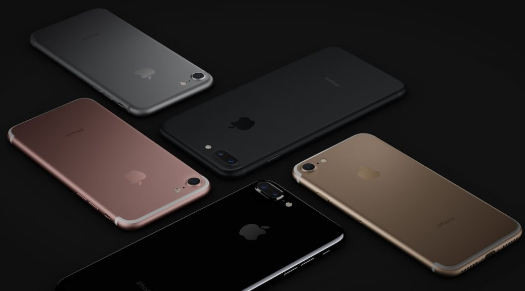 Apple presenta los iPhone 7 y iPhone 7 Plus