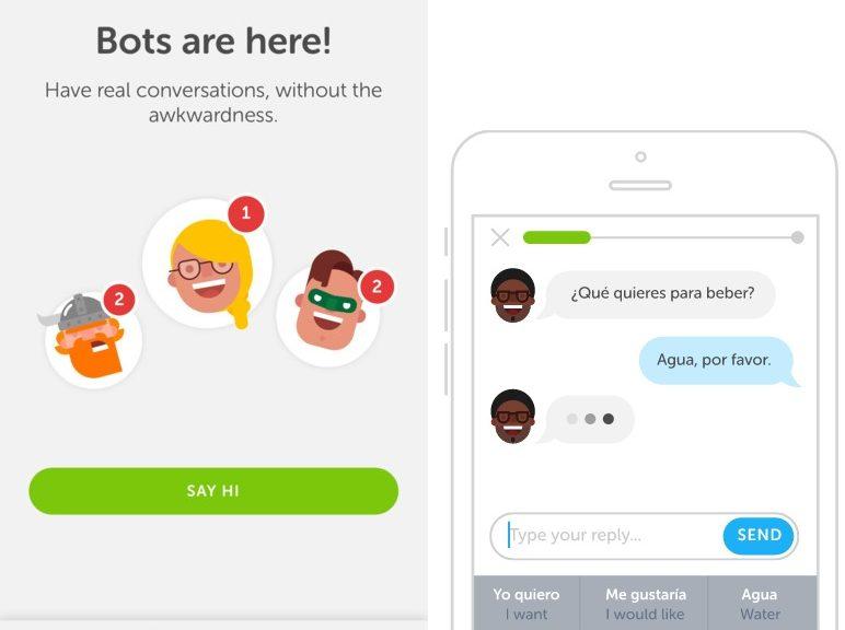 Aprenda idiomas con inteligencia artificialAprenda idiomas con inteligencia artificial