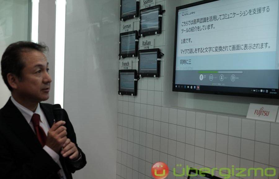 LiveTalk de Fujitsu traducirá conversaciones en tiempo real