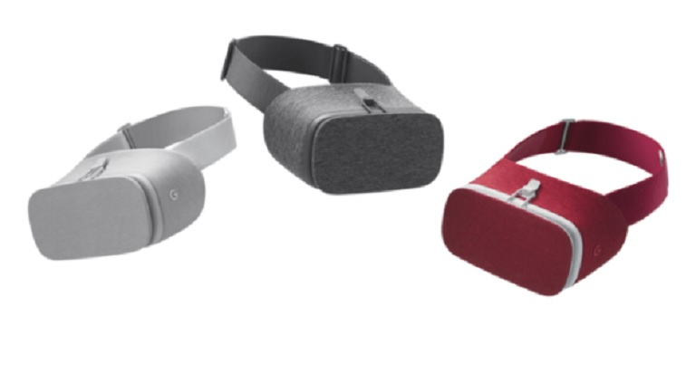 Google presenta Daydream View, su casco de realidad virtual