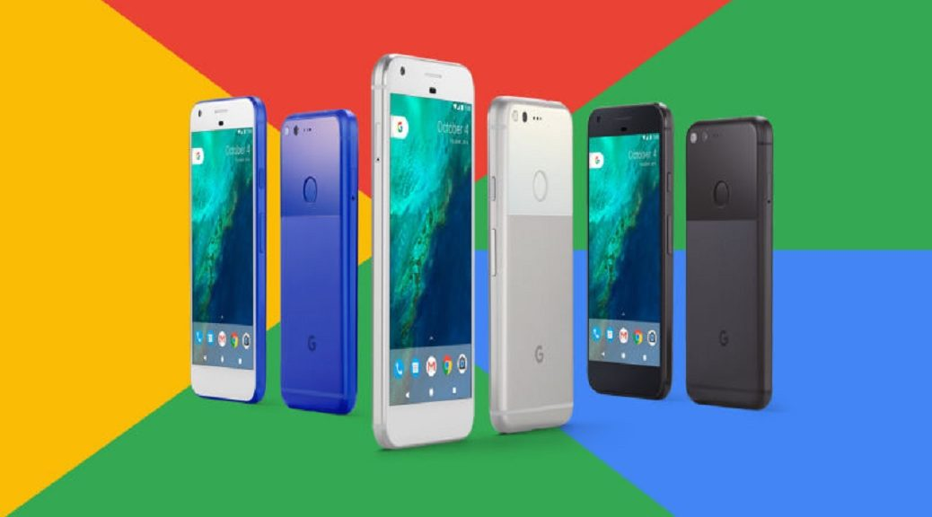 Google presenta sus nuevos teléfonos Pixel y Pixel XL