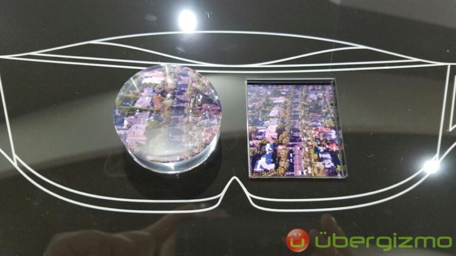 Sharp presenta pantalla IGZO que permite 1.000 puntos por pulgada