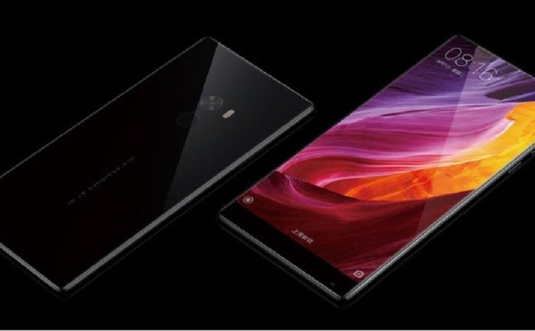 Mi Mix, el teléfono futurista de Xiaomi