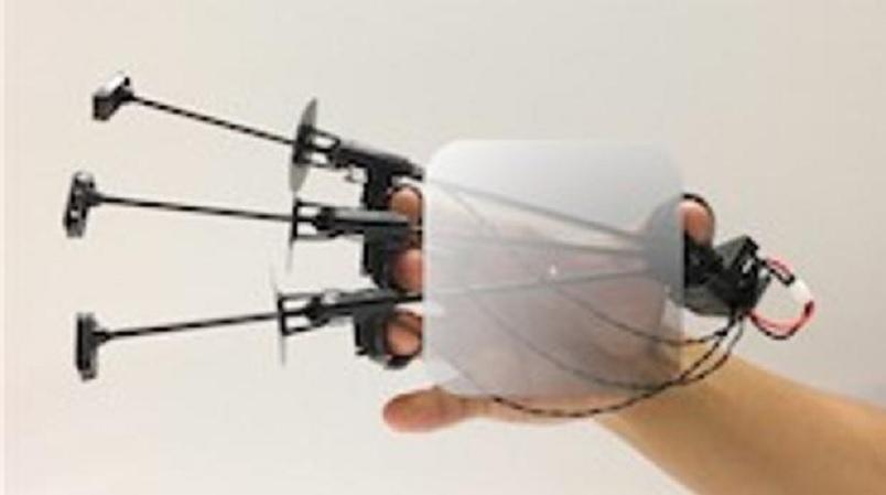 Las garras «Wolverine» le permitirán sostener objetos en realidad virtual