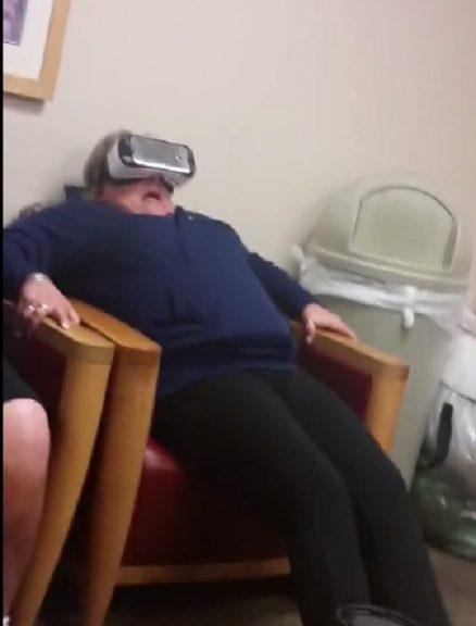 La realidad virtual puede llegar a ser bastante real