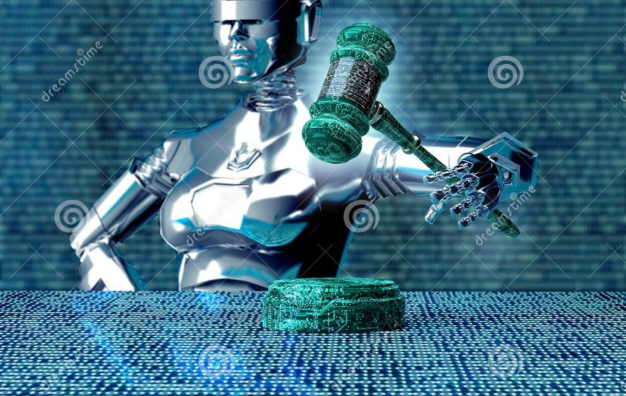 ¿Puede una inteligencia artificial sustituir a un juez en un juicio?
