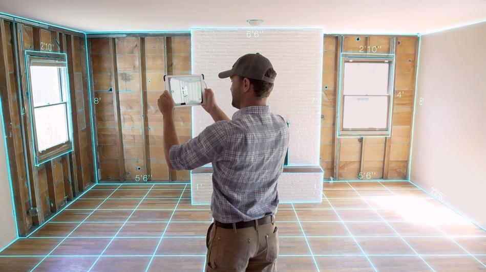 Accesorio para iPad permite escanear una habitación en 3D