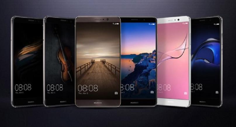 Huawei presenta su nuevo smartphone Mate 9