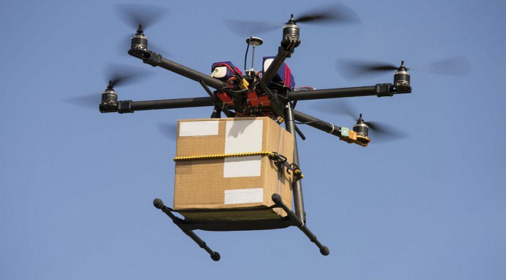 Francia es el primero en utilizar aviones no tripulados para su servicio de correo nacional