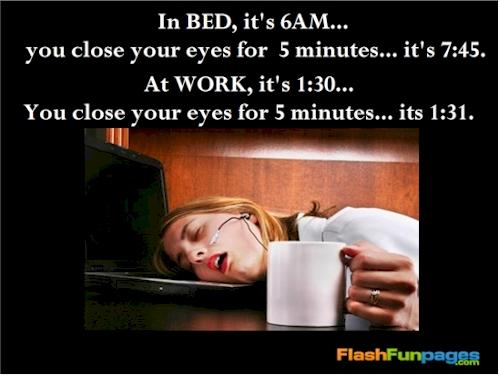 Averiguan por qué el tiempo pasa tan lento cuando estamos aburridos
