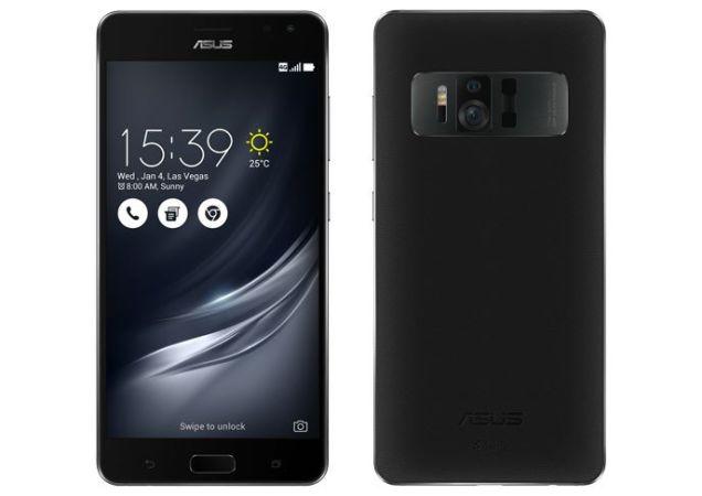 Nuevo teléfono de Asus toma fotos de 92 megapixeles