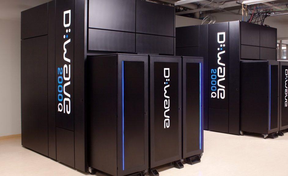 Las computadoras cuánticas de D-Wave ahora ofrecen 2.000 qubits