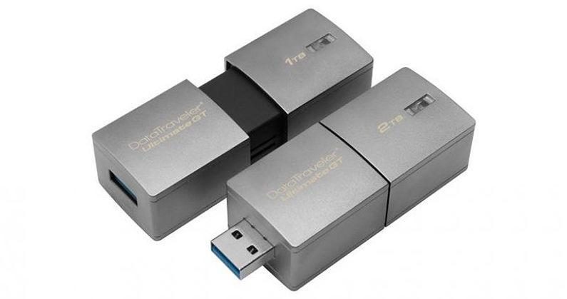 Esta unidad flash de dos terabytes ofrece más espacio de almacenamiento que un MacBook