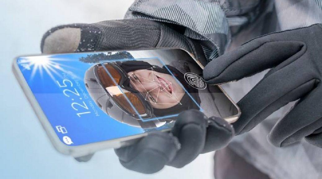 Lector de huellas en su smartphone también podrá reconocerlo facialmente