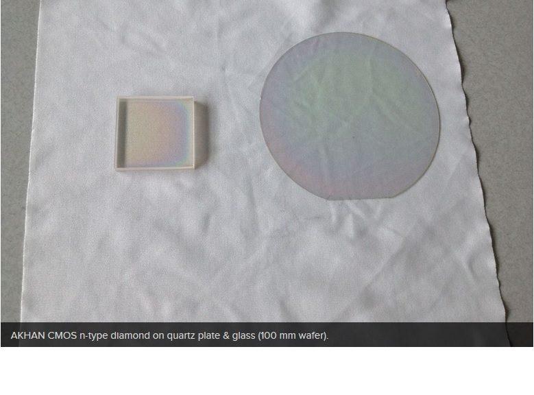 Nueva tecnología de pantalla recubierta con diamante podría ser más fuerte que Gorilla Glass