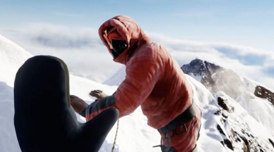 Ahora puede escalar el Monte Everest en Realidad Virtual
