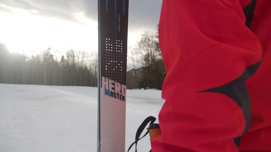 Olvídese de las lecciones, estos esquís inteligentes vienen con inteligencia artificial