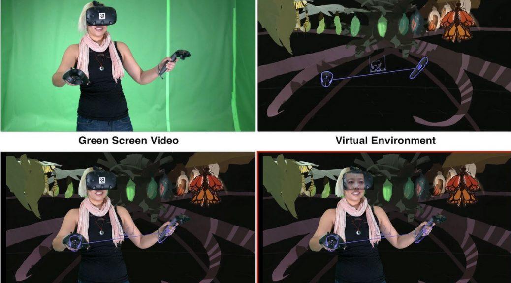 Ahora puede ver los rostros de los que utilizan auriculares de Realidad Virtual