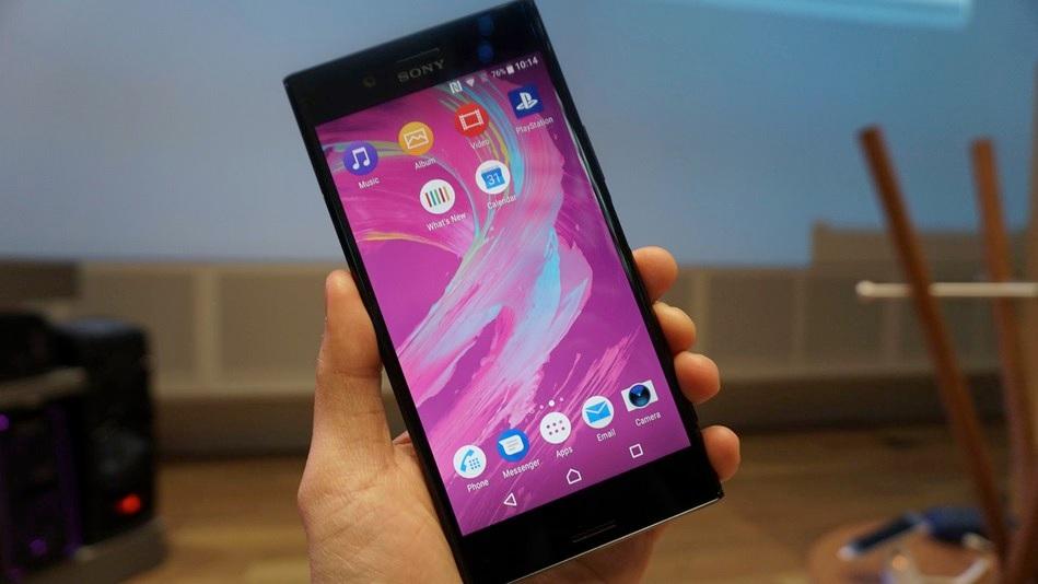 Sony Xperia XZ Premium: el primer teléfono del mundo con pantalla 4K y HDR